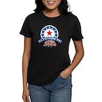 Bloomberg 2008 Women's Dark T-Shirt