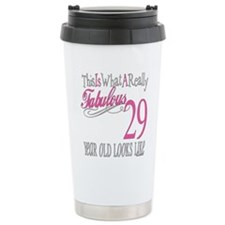 Unique 29 years old Travel Mug