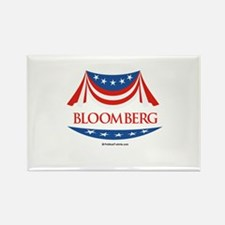 Bloomberg Rectangle Magnet