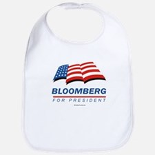 Bloomberg for President Bib