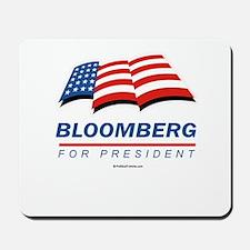 Bloomberg for President Mousepad