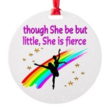 DANCER DREAMS Ornament