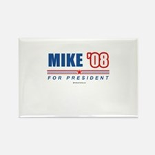 Mike 08 Rectangle Magnet