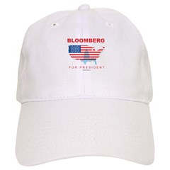 Bloomberg for President Baseball Cap