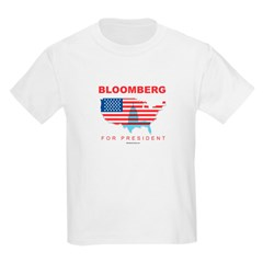 Bloomberg for President T-Shirt