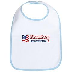 Bloomberg for President Bib