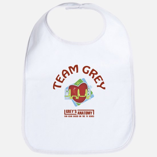 TEAM GREY Bib
