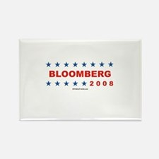Bloomberg 2008 Rectangle Magnet