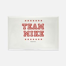 Team Mike Rectangle Magnet