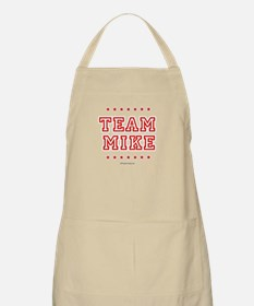 Team Mike BBQ Apron