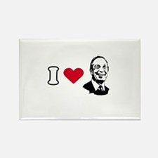 I Love Bloomberg Rectangle Magnet