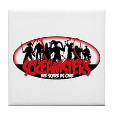 Screamster 2015 Tile Coaster