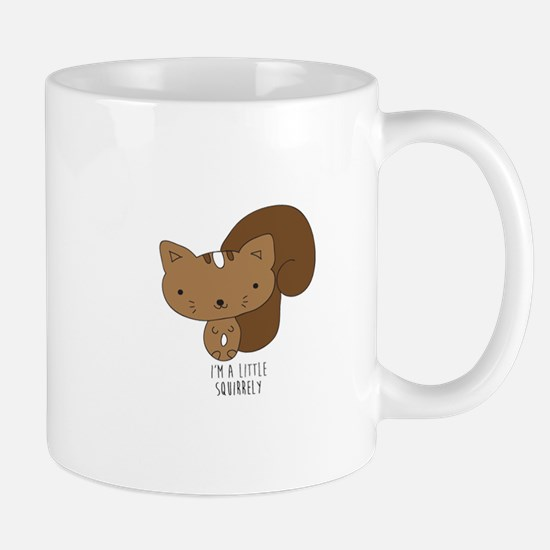 A Little Squirrely Mugs