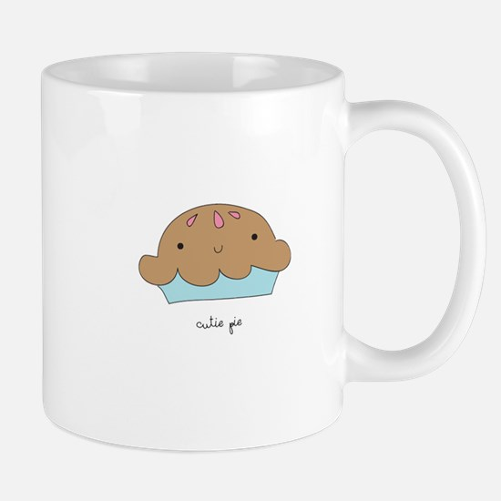 Cutie Pie Mugs