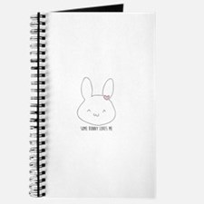 Some Bunny Loves Me Journal