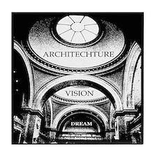 Architecture Tile Coaster