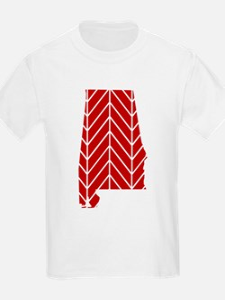 Alabama Chevron T-Shirt