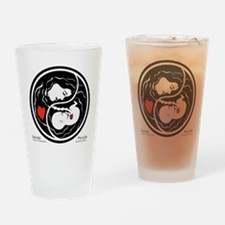 Sacred-Pro-Life TM Drinking Glass