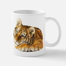 young tiger.jpg Mugs