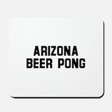 Arizona Beer Pong Mousepad