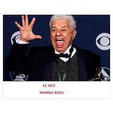 EL REY - MAMBO KING Poster