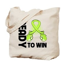Lyme Disease Ready to Win Tote Bag