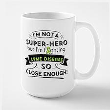 Lyme Disease Super-Hero Mugs
