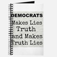 Democrats Makes Lies Truth and Makes Truth Lies Jo