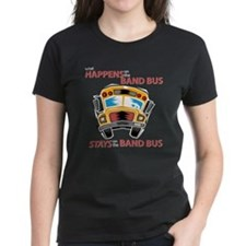 What Happens on the Band Bus Tee