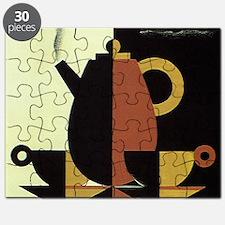 Vintage Coffee Puzzle