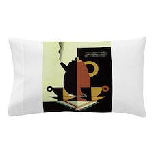 Vintage Coffee Pillow Case