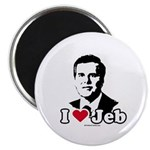 I Love Jeb Magnet