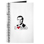 I Love Jeb Journal