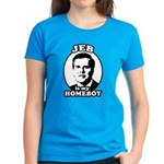 Jeb is my homeboy Women's Dark T-Shirt