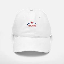 Jeb Bush for President Baseball Baseball Cap