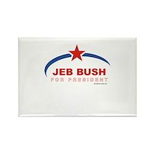 Jeb Bush for President Rectangle Magnet