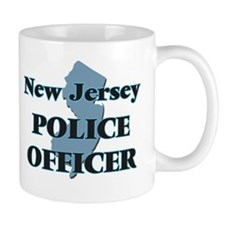 New Jersey Police Officer Mugs