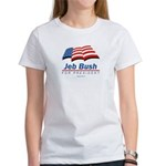 Jeb Bush for President Women's T-Shirt