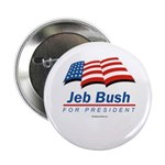 Jeb Bush for President Button