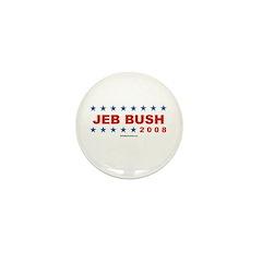 Jeb Bush 2008 Mini Button (100 pack)