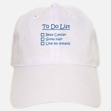 10% net profit donated to cancer research Baseball Baseball Cap