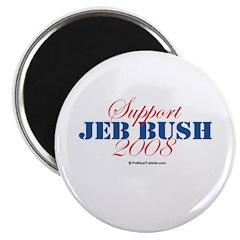 Support Jeb Bush Magnet