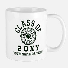 Class of 20?? Football Mugs