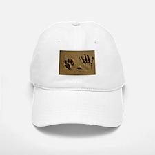 Best Friends Hand Prints Baseball Baseball Cap