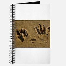 Best Friends Hand Prints Journal