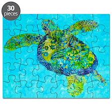 Honu Sea Turtle Cool Puzzle