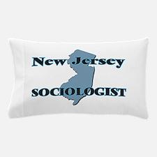 New Jersey Sociologist Pillow Case