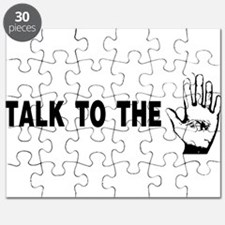 Talk To The Hand Puzzle
