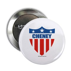 "Cheney 2.25"" Button (10 pack)"