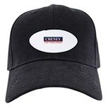 Cheney for President Black Cap